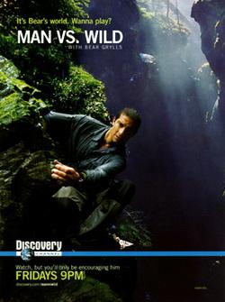 Bear Grylls Gear LATEST WORK: Discovery...