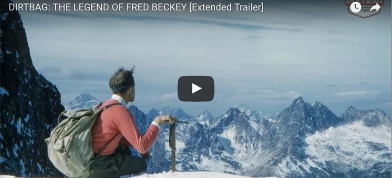COOL STUFF: The Legend of Fred Beckey