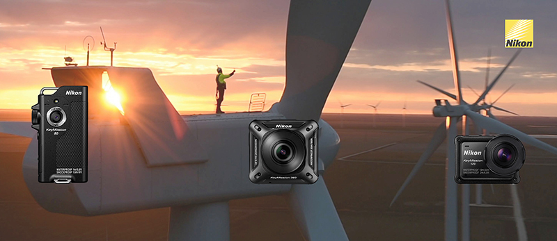 LATEST WORK: Nikon KeyMission Camera Launch