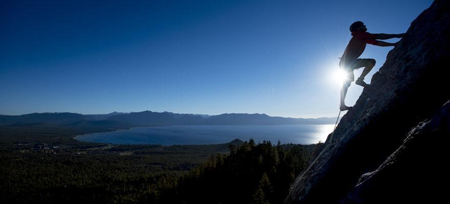 COOL STUFF: Castle Rock Crag