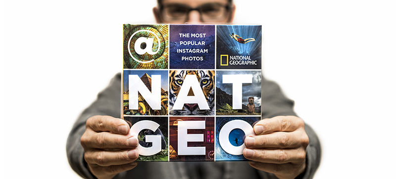 "COOL STUFF: ""@NatGeo"": A Coffee Table Book of National Geographic Instagrams"