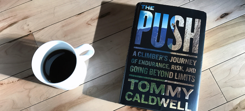 Cool Stuff: Tommy Caldwell's New Book!