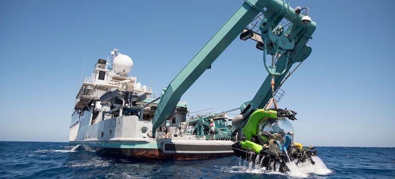 Cool Stuff: Novus Dives Deep and Explores Ocean Mysteries