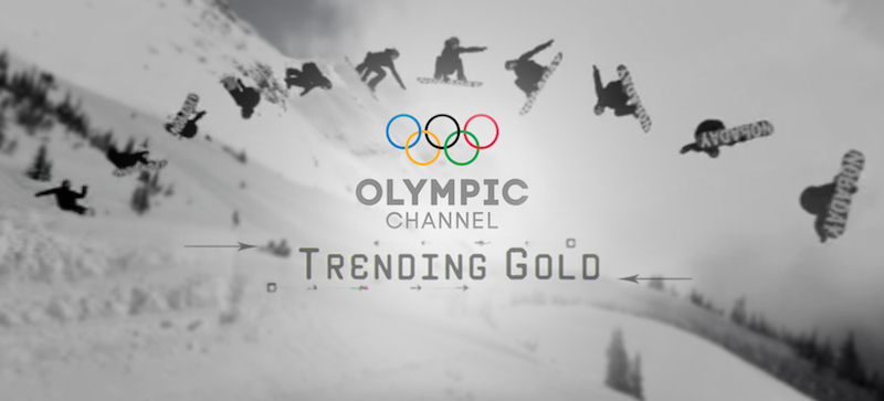 "Latest Work: ""Trending Gold"" Olympic Channel VR Experience"