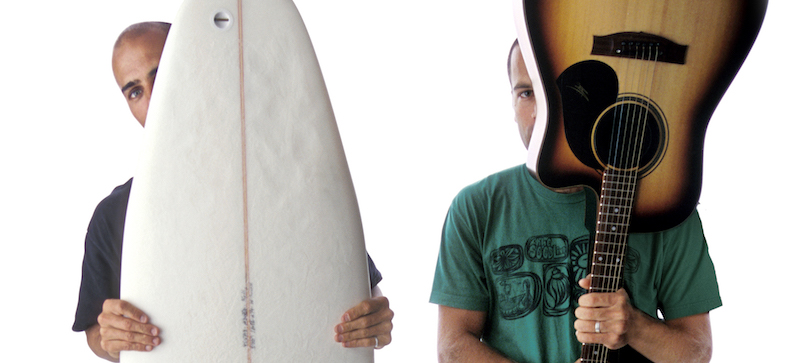 Story Behind the Image: Syncing Up with Jack Johnson, Ben Harper, and Kelly Slater