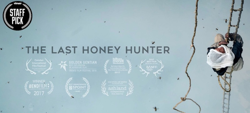 Cool Stuff: The Last Honey Hunter