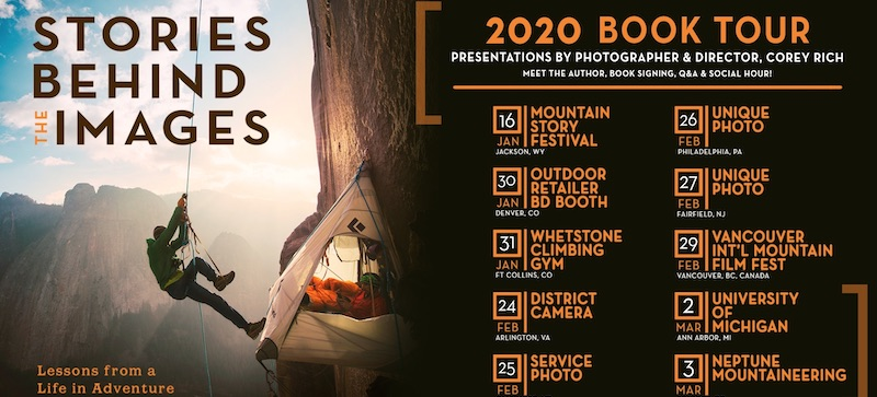 News: 2020 Book Tour Dates