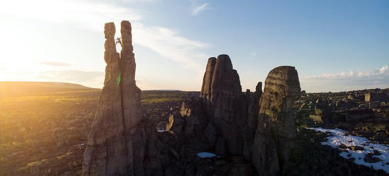 Latest Work: Siberia's Granite Cities