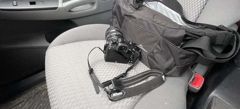Ask Corey: Open-Carry Camera Gear