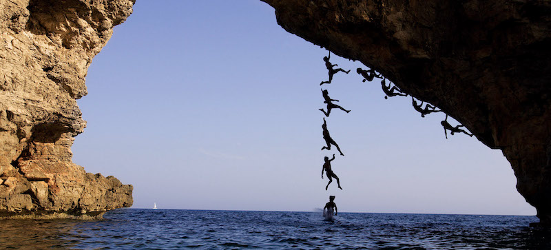Cool Stuff: Chris Sharma Remastered in Mallorca